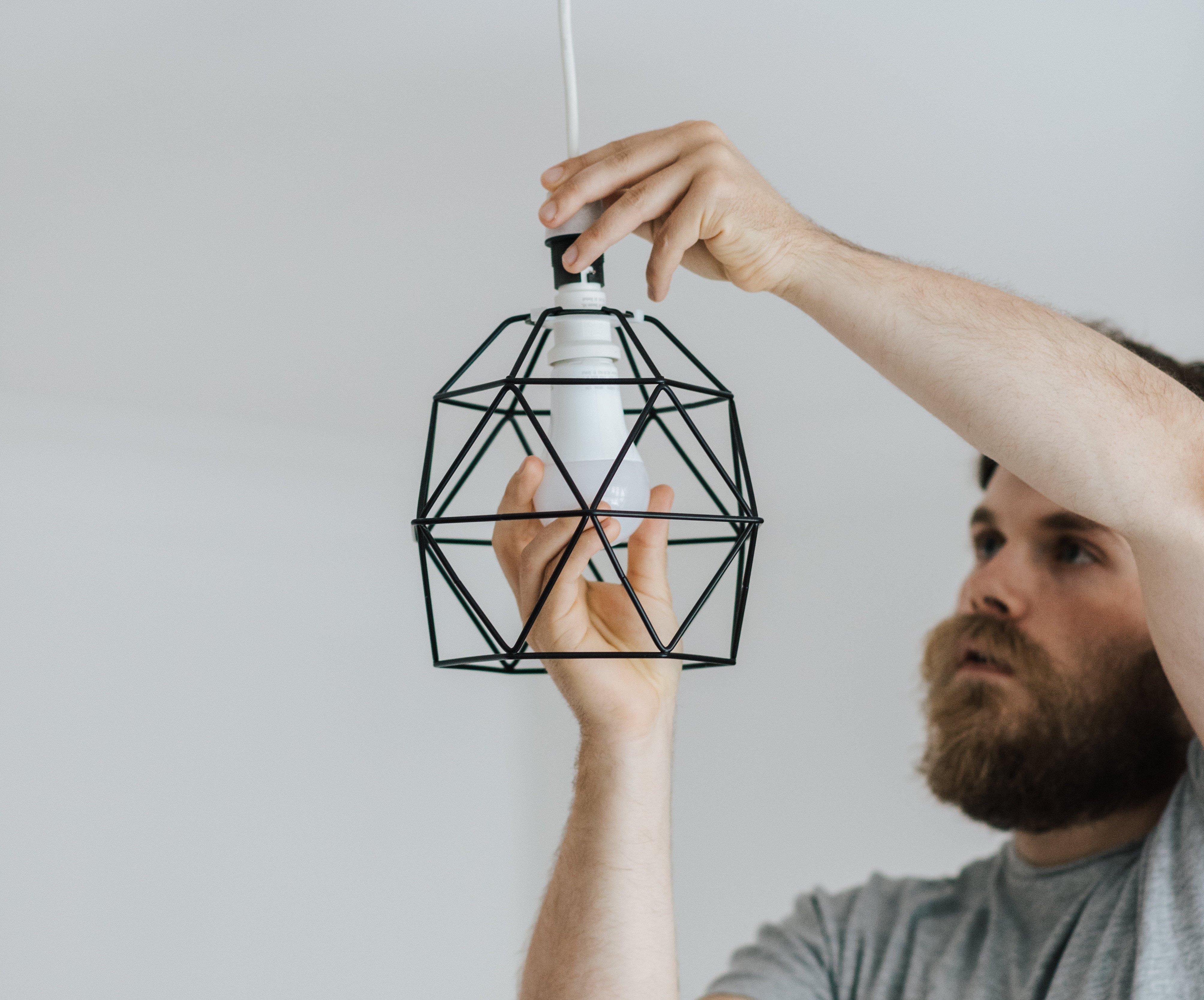 Replacing a Light Bulb